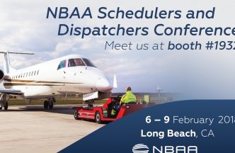ABS is going to participate at NBAA Schedulers and Dispatchers in USA